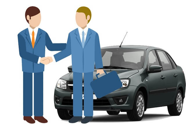 автоюрист и клиент